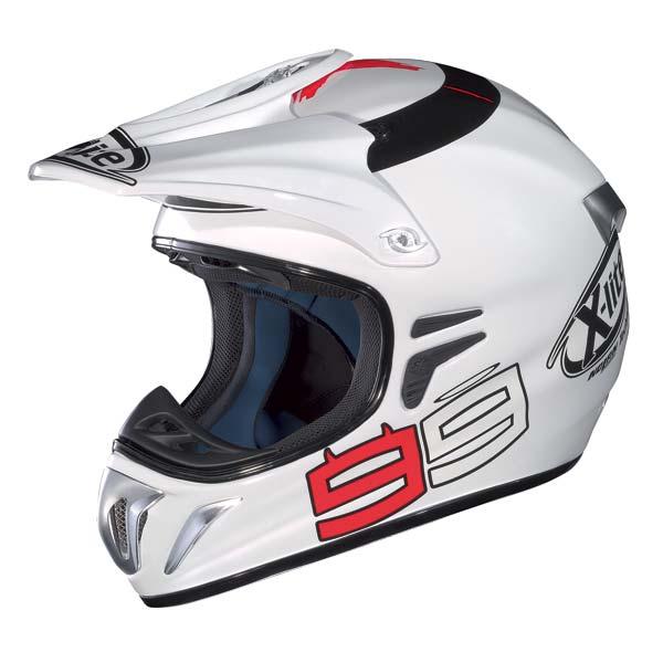 X-Lite X501 Replica Lorenzo Metal White