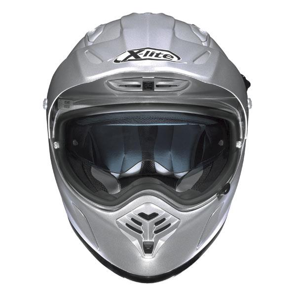 Casco moto X-Lite X551 N-COM Hyper nero
