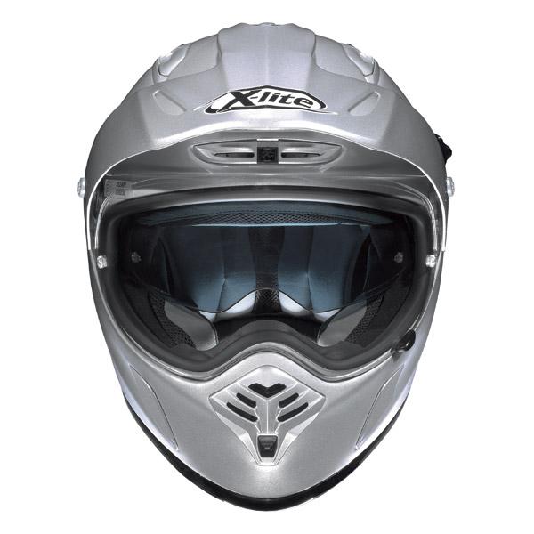 Helmet Crossover  X-Lite  X-551N-Com Shift flat lava