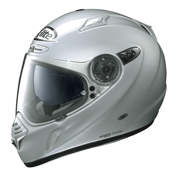 Casco moto X-Lite X551 N-COM Start nero