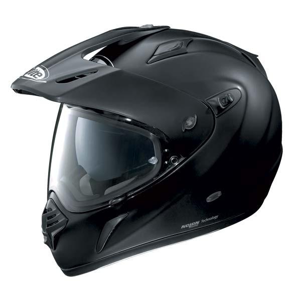 Casco moto X-Lite X551 N-COM Start nero opaco