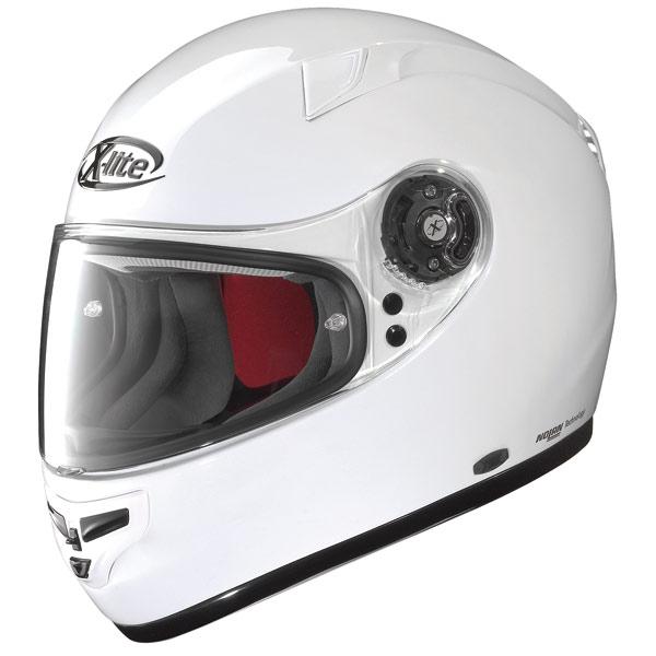 X-lite X-603 Start N-Com white fullface helmet