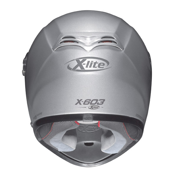 Casco integrale  X-Lite X-603 N-Com Grace metal white