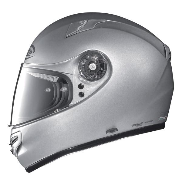 Helmet Full-face X-Lite N-Com X-603 Heat flat black-red
