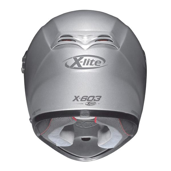 Helmet Full-face X-Lite N-Com X-603 Spin flat lava