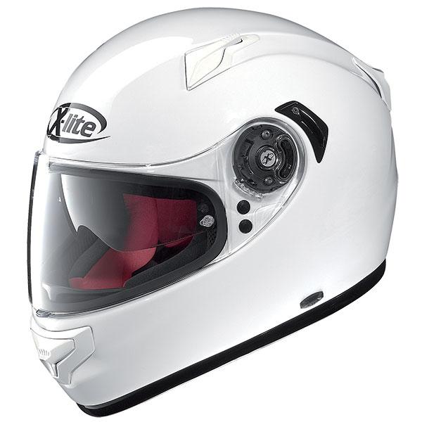 X-Lite X-661 Start N-Com full face helmet White