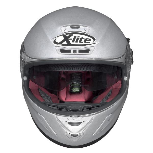 Helmet Full-face X-Lite X702GT N-Com Dynamic metal black
