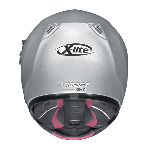 Helmet Full-face X-Lite X702GT N-Com hi-visibility fluo yellow