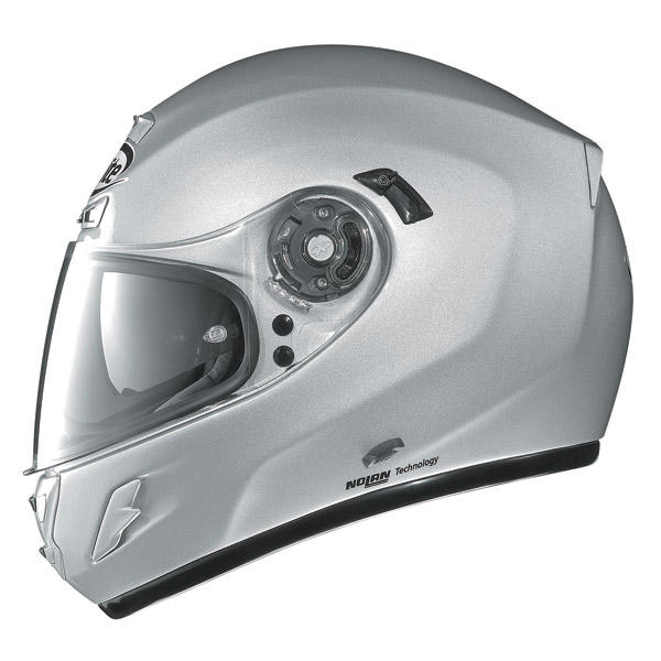 Helmet Full-face X-Lite X702GT N-Com Scraped metal white