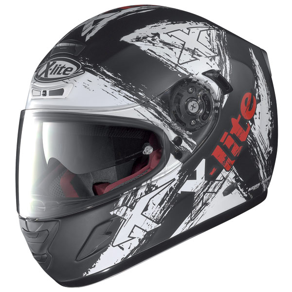 Helmet Full-face X-Lite X702GT N-Com Scraped flat black