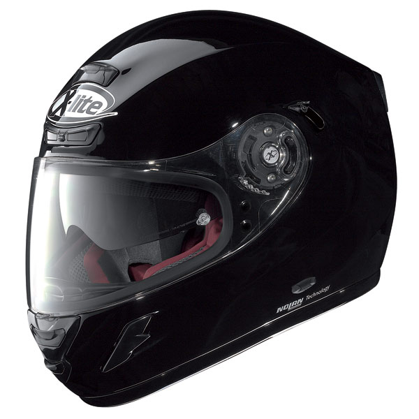 Casco integrale  X-Lite X702GT N-Com Start nero