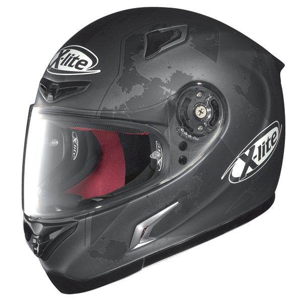 X-lite X-802R Escape fullface helmet flat lava