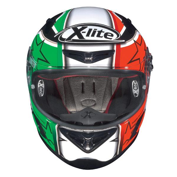 Casco moto X-Lite X-802R Replica Pirovano