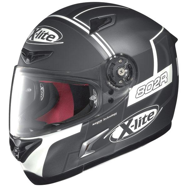 X-lite X-802R Rush fullface helmet flat lava