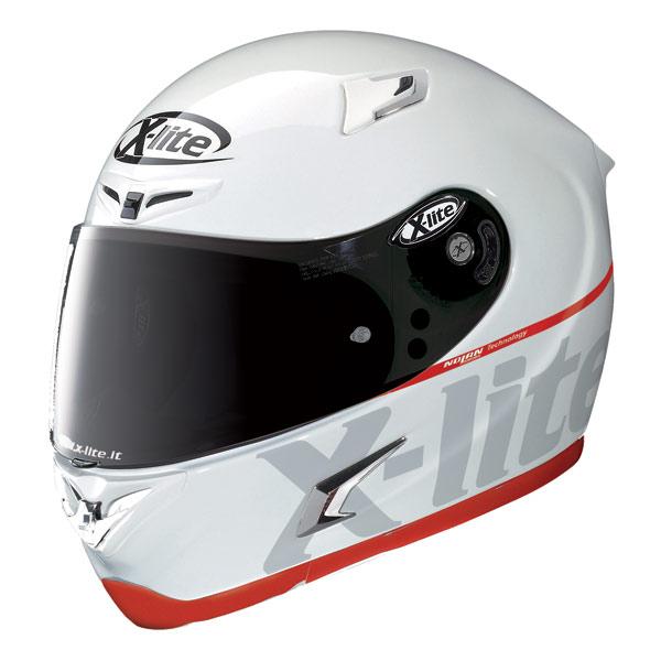 X-lite X-802R Bluster fullface helmet white