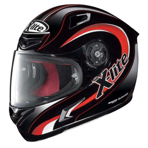 X-lite X-802R Twist fullface helmet black
