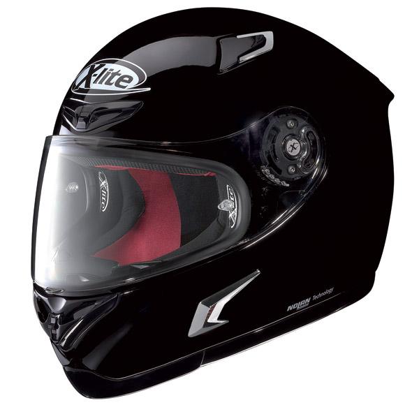 Casco moto X-Lite X-802R Start nero