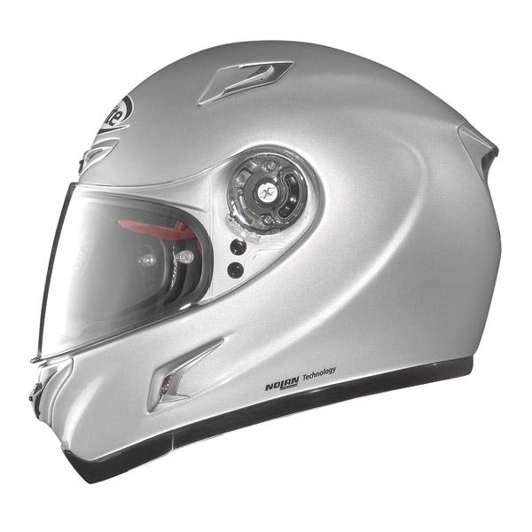 Helmet Full-face X-Lite X802R Brave flat black-silver-red