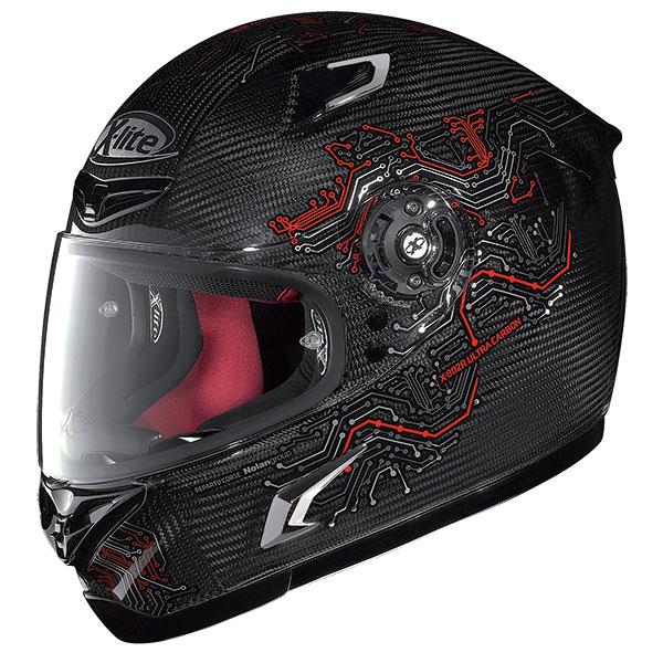 X-Lite X-802R BTC full face helmet Carbon