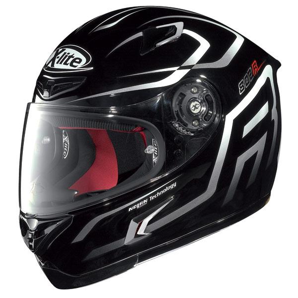 Helmet Full-face X-Lite X802R Fast black
