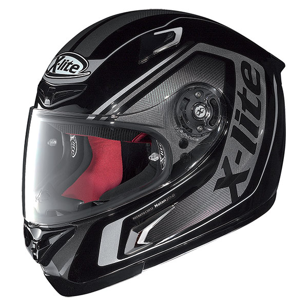 X-Lite X-802R Haryos full face helmet Black Grey