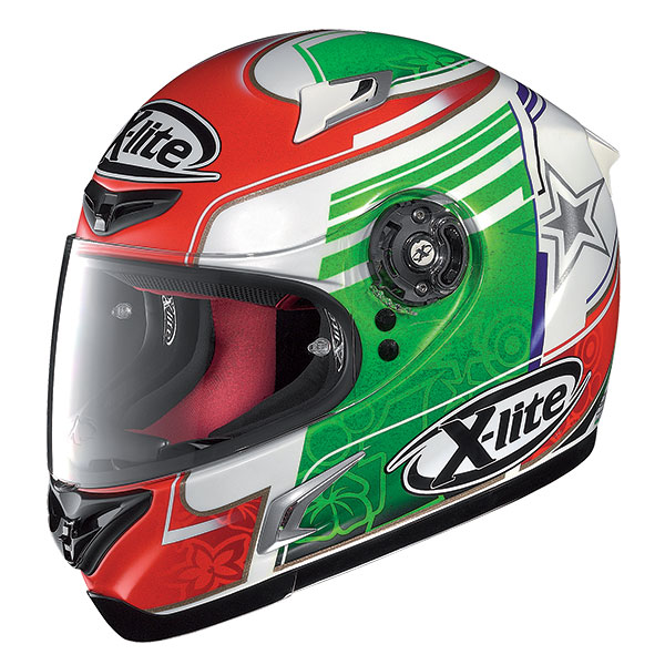X-Lite X-802R Replica Pirovano full face helmet