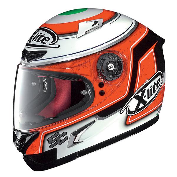 X-Lite X-802R Replica Corsi full face helmet