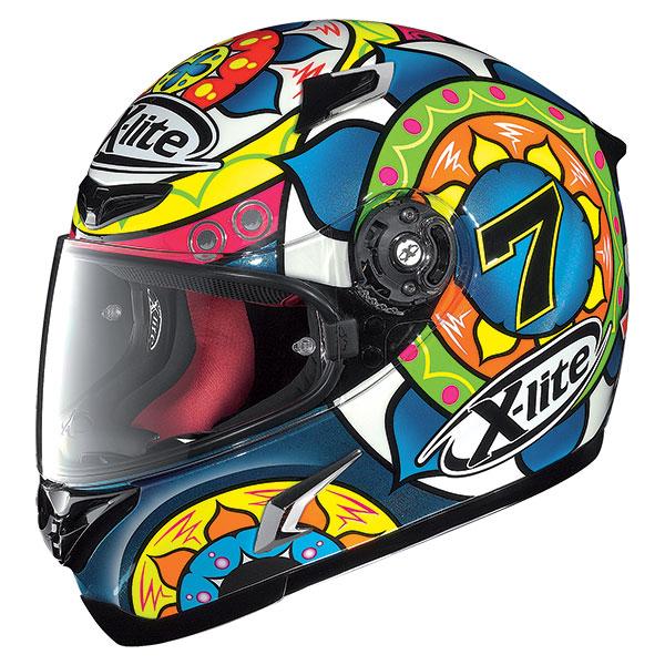 X-Lite X-802R Replica Davies Sepang full face helmet