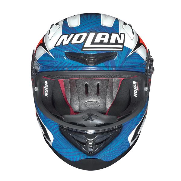 Nolan X802R Replica Corti full face