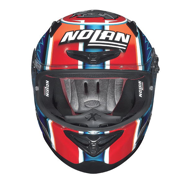 Nolan X802R Replica Melandri full face