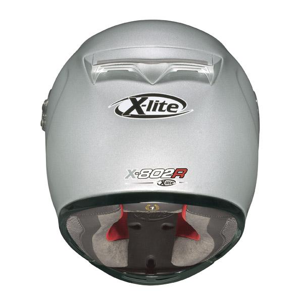 Helmet Full-face X-Lite X802R Runaway flat lava