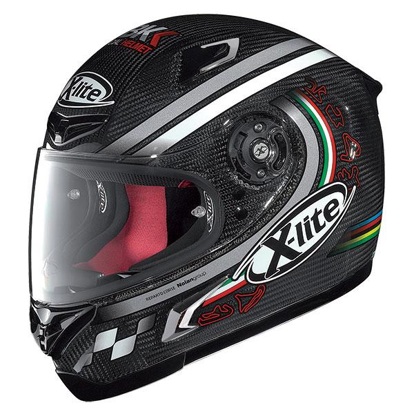 X-Lite X-802R SBK ful face helmet Carbon