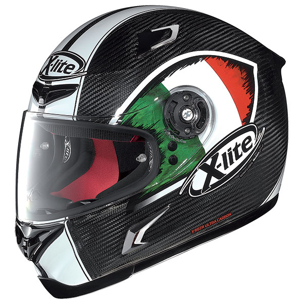 X-Lite X-802R Stareus full face helmet Carbon Italy