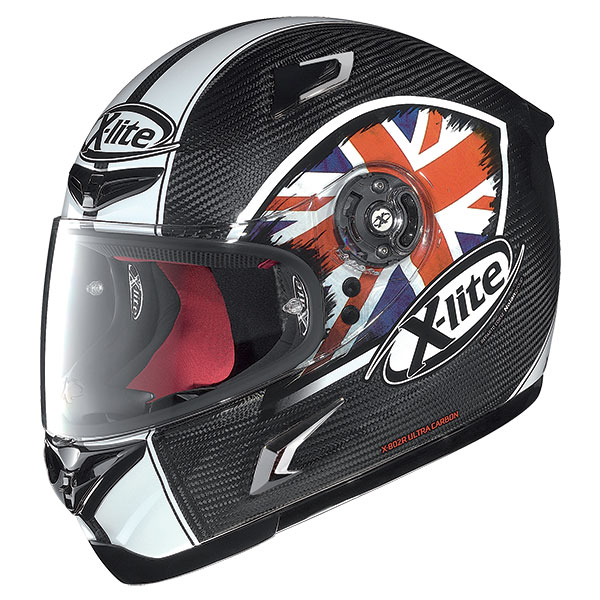 X-Lite X-802R Stareus full face helmet Carbon UK