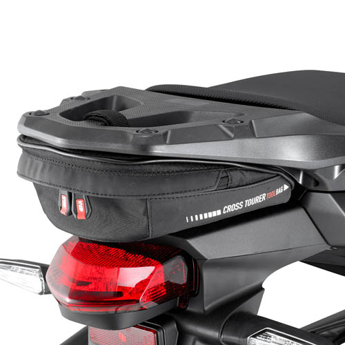 Bag under tail Givi Xstream for Honda