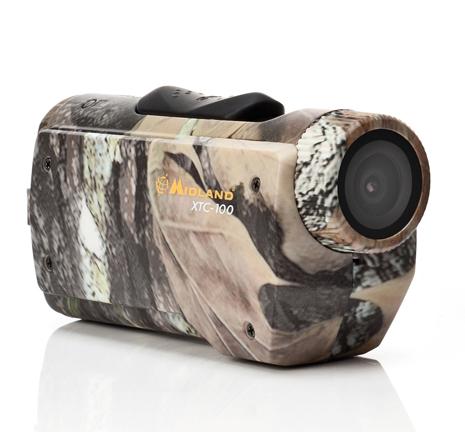 Videocamera Midland XTC-100 Action Camera mimetica