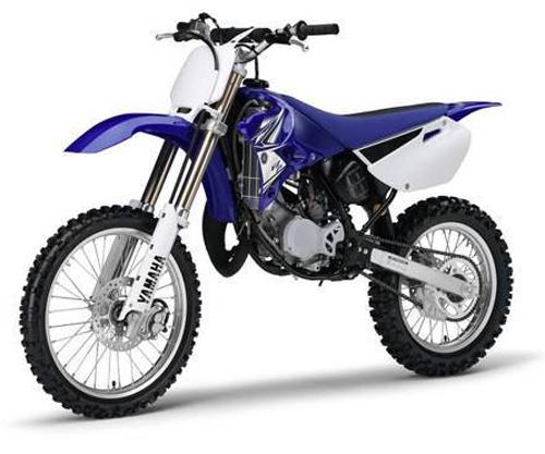 Kit plastiche moto Ufo Yamaha YZ 85cc 2013 Blu