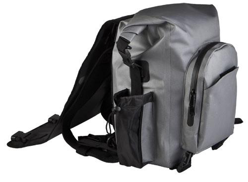 Vega Black Waterproof Backpack Amphibiuos