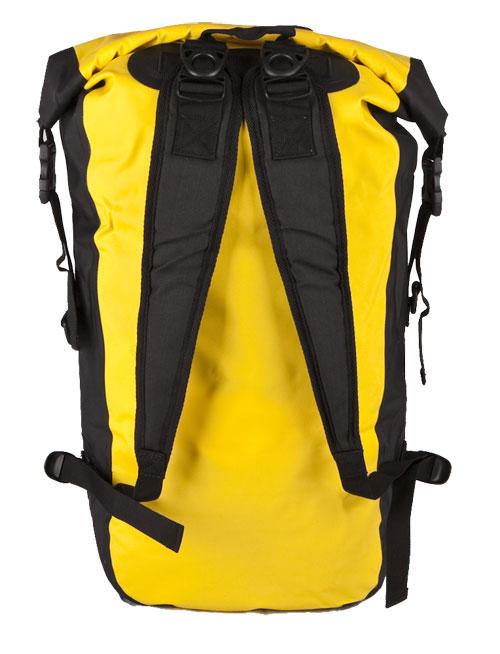 Kikker Amphibious Waterproof Backpack Clear Green