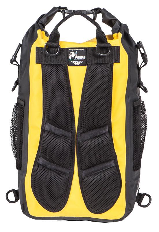 Amphibious Waterproof Backpack Atom Blue