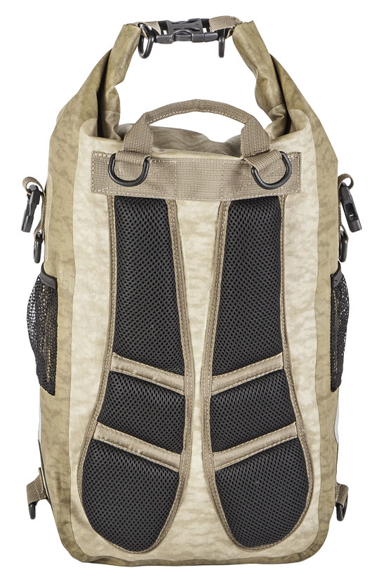 Amphibious Atom Waterproof Backpack Grey Light Ages