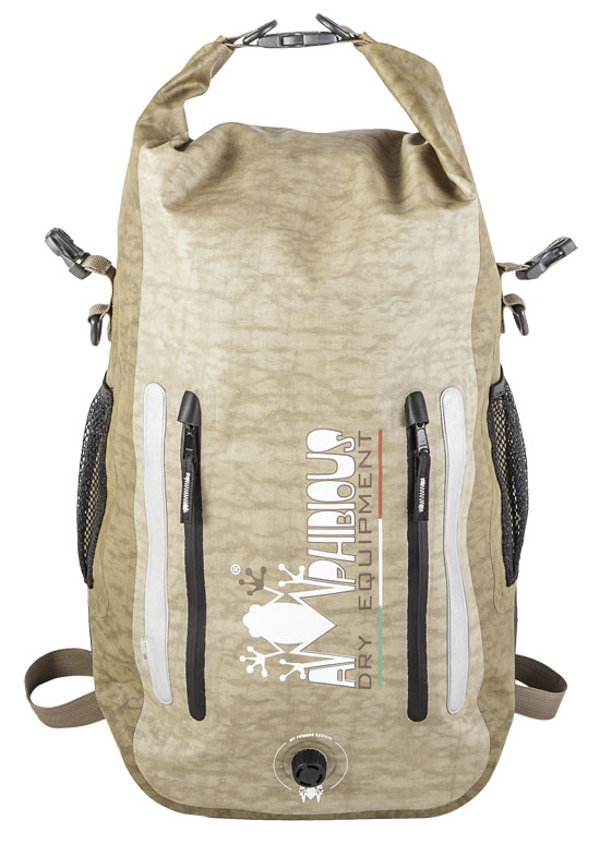 Cofs Amphibious Waterproof Backpack Grey Light Ages