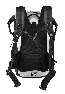 Overland 60 Amphibious Waterproof Backpack Black