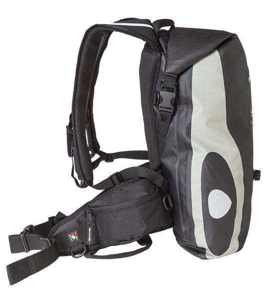 Amphibious Waterproof Backpack Raptor Desert