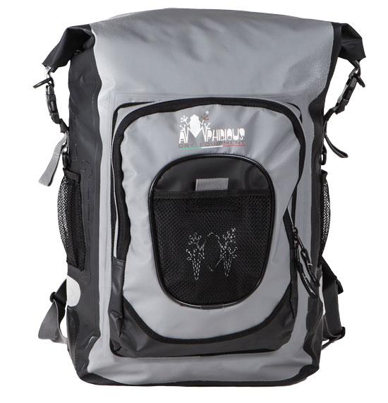 Apex Amphibious Waterproof Backpack Yellow