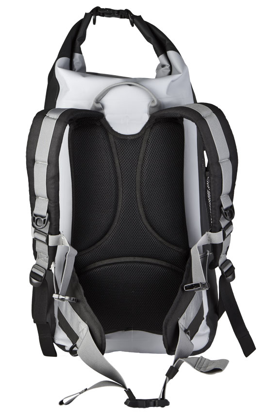 Amphibious Waterproof Backpack Clear Blue Apex