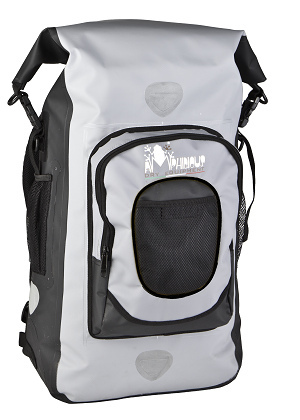 Amphibious Waterproof Backpack Overland Pro Clear Blue 30