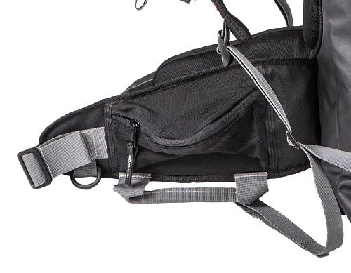 Amphibious Overland Pro 45 Waterproof Backpack Grey