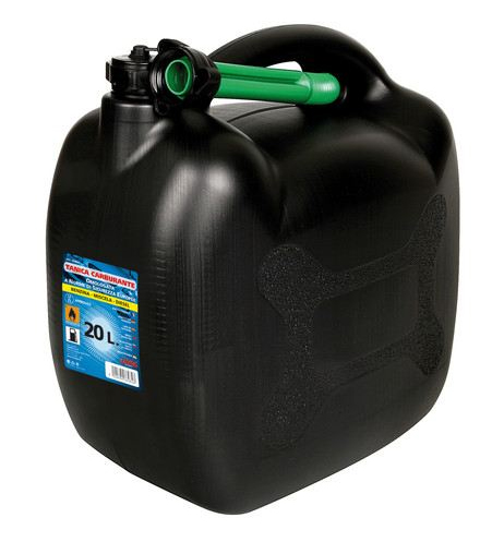 Fuel Tank with Filler 20Lit