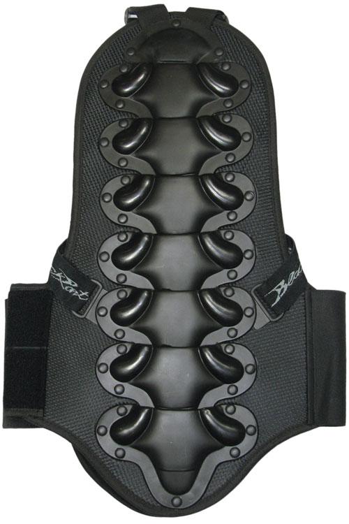 Supporto schiena 8 vertebre per moto strada-enduro